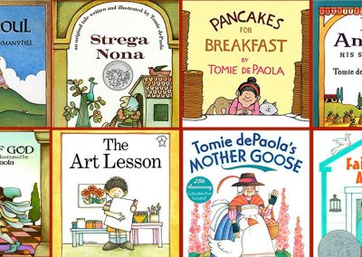 Teachingbooks.net- Tomie dePaola