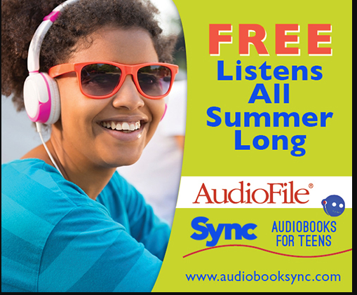 SYNC Summer Audiobook Program for Teens